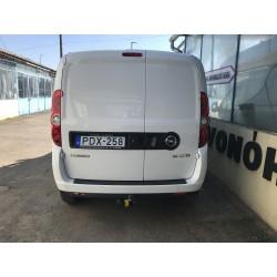 Opel Combo D vonóhorog
