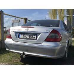 Mercedes W211 Lim + T211 kombi vonóhorog