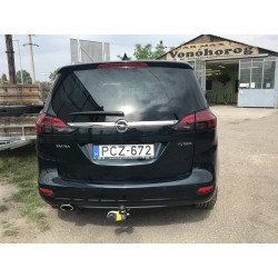 Opel Zafira C Tourer vonóhorog