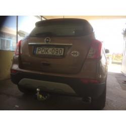 Opel Mokka vonóhorog