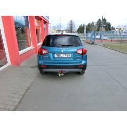 Suzuki Vitara vonóhorog
