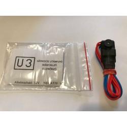 Hangvisszajelző U3 (CANBUS nélküli autók)