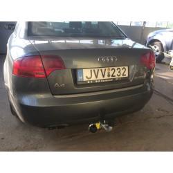 Audi A4 III sedan, avant vonóhorog