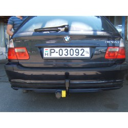 BMW 3-as (E46) limuzin, kombi vonóhorog