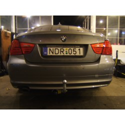 BMW 3-as E90, E91 vonóhorog