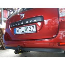 Dacia Logan Combi vonóhorog