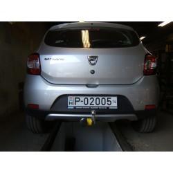 Dacia Sandero / Stepway vonóhorog