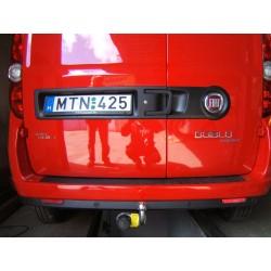 Fiat Doblo II vonóhorog