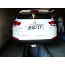 Hyundai IX35 vonóhorog