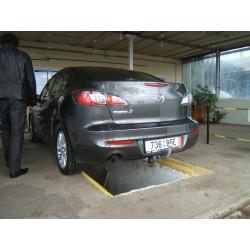 Mazda 3 Liftback Sedan vonóhorog