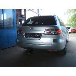 Mazda 6 kombi, sedan, 5 ajtós vonóhorog
