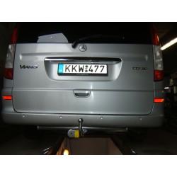 Mercedes-Benz Viano/Vito II/ V-Class vonóhorog