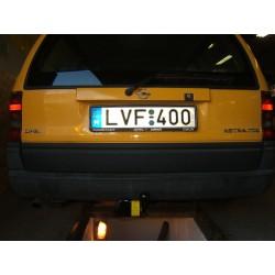 "Opel Astra ""F"" Caravan vonóhorog"
