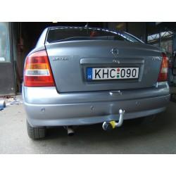 Opel Astra G 3-4-5A vonóhorog