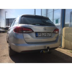 "Opel Astra ""K"" Tourer vonóhorog"