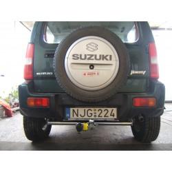 Suzuki Jimny vonóhorog