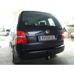 VW Touran vonóhorog